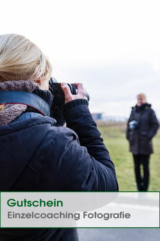 Gutschein Fotografie Einzelcoaching