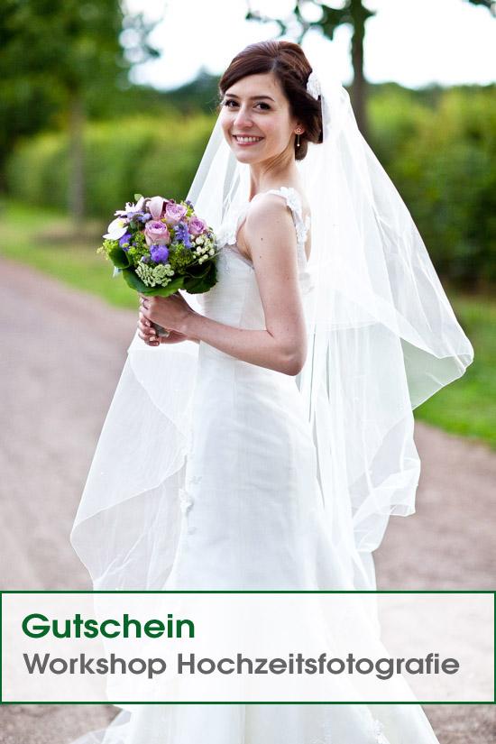 Gutschein Fotokurs Hochzeitsfotografie