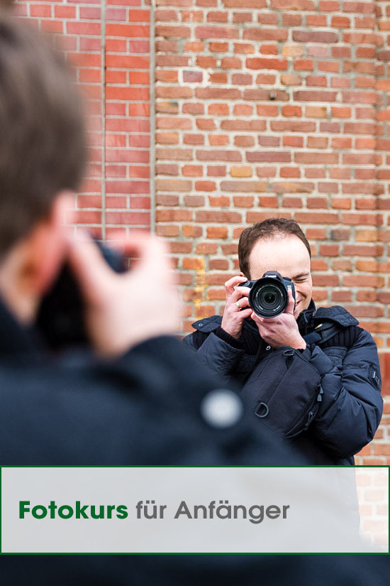 Anfänger Fotokurs