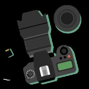 Fotografieren Lernen mit einer kostenlosen Leihausrüstung