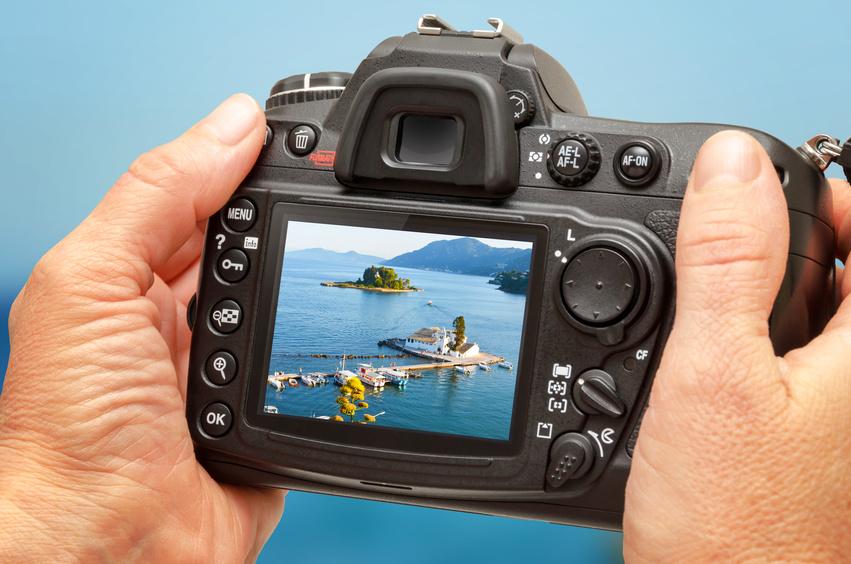 fotografieren Lernen mit neuer Kamera